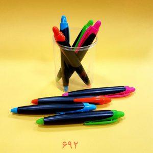 خودکار پلاستیکی کد 692