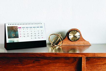 تقویم رومیزی 81814