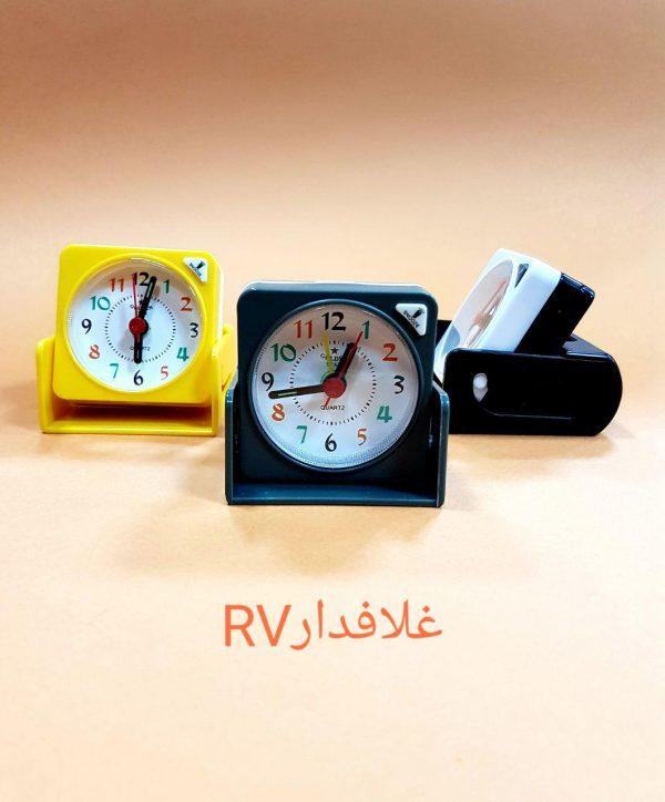 ساعت رومیزی غلافدار – RV