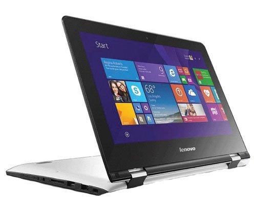 لپ تاپ 11 اینچی لنوو مدل Yoga 300-11IBR N3060