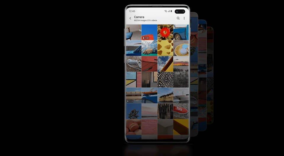 گوشی موبایل سامسونگ S10+