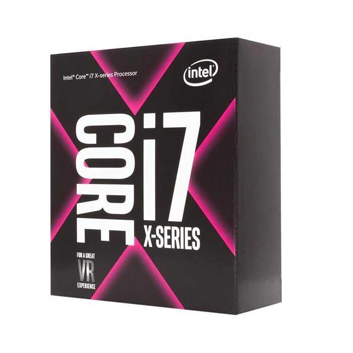 پردازنده مرکزی اینتل سری Skylake-X مدل Core i7-7800X