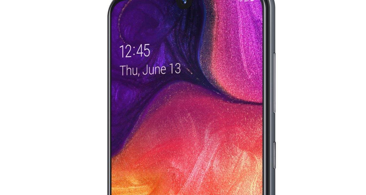 صفحه نمایش Galaxy a50 | فروشگاه اینترنتی زرمارت