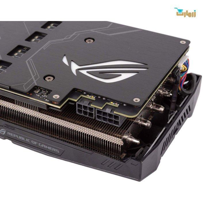 کارت گرافیک ایسوس مدل ROG STRIX RTX2060 O6G GAMING
