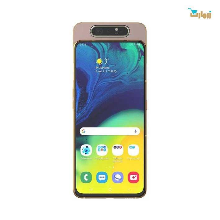 سامسونگ مدل Galaxy A80 SM-A805F/DS دو سیمکارت – ظرفیت 128 گیگابایت