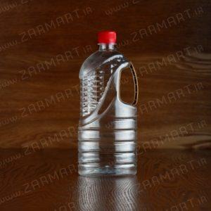 بطری پت 1 لیتری دسته دار