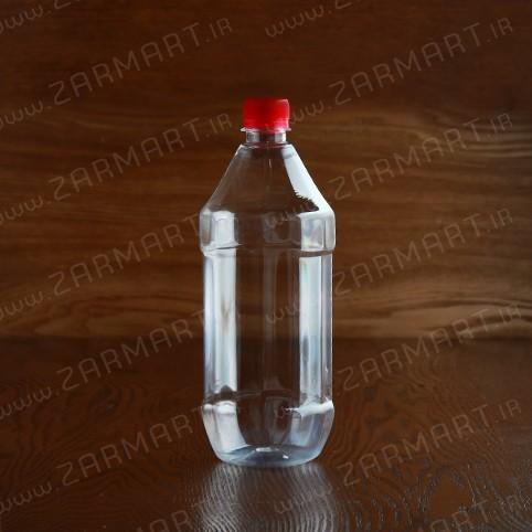 بطری پلاستیکی پت 1 لیتری
