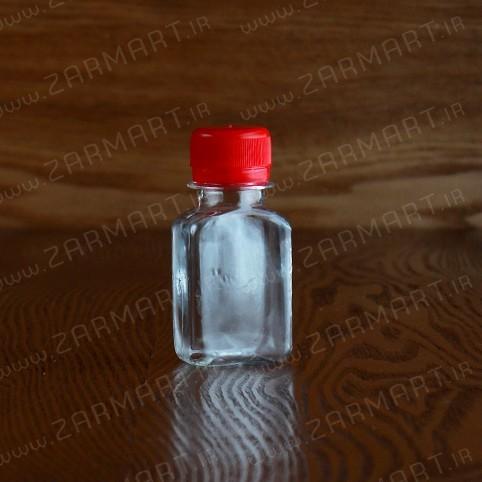 بطری پلاستیکی 60 سی سی