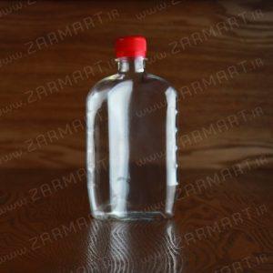 بطری نیم لیتری کتابی