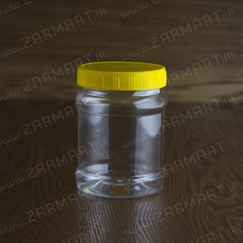 بطری پلاستیکی جار 1.5 کیلویی قطر 90
