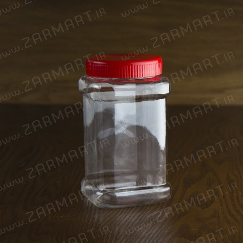 بطری جار 5.5 کیلویی درب دسته دار