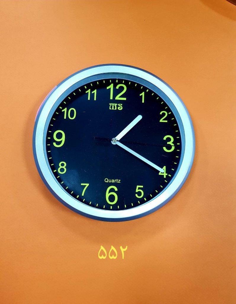 ساعت دیواری – 552