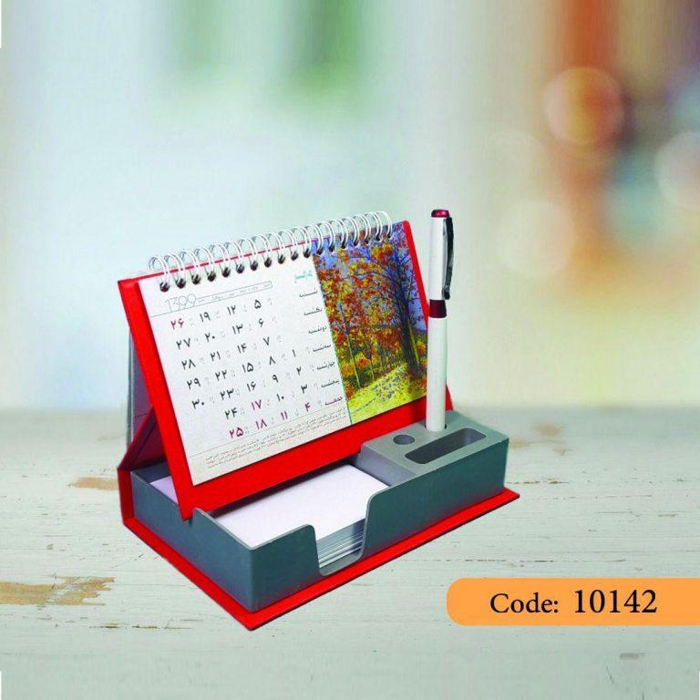 تقویم رومیزی منشی مدل الماس کد 10142