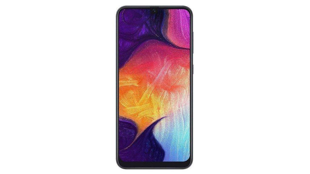 گوشی موبایل سامسونگ مدل Galaxy A50 SM-A505F/DS دو سیم کارت ظرفیت 128گیگابایت آبی