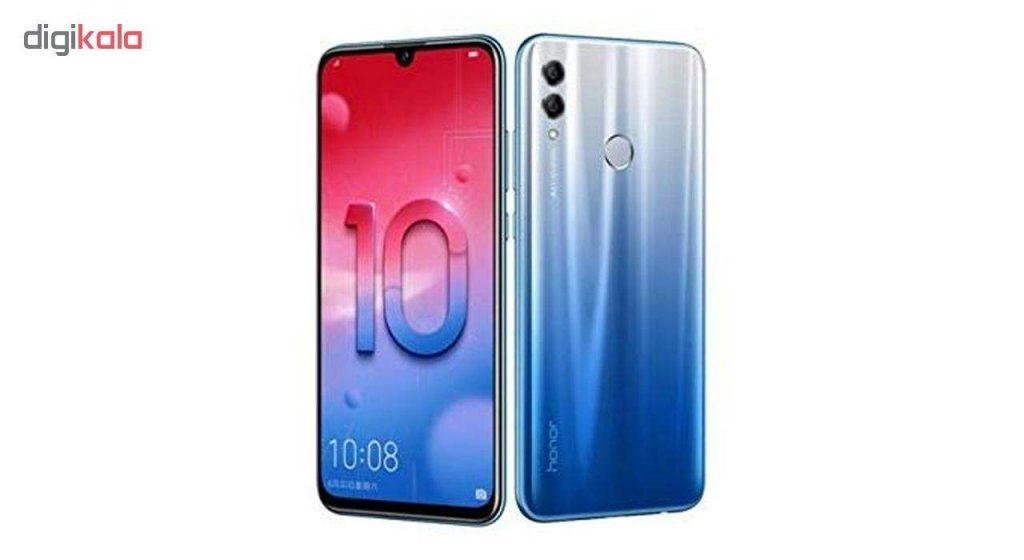 گوشی موبایل آنر مدل 10 Lite HRY-LX1 دو سیم کارت ظرفیت 128 گیگابایت (کپی)