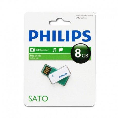 فلش 8 گیگ فیلیپس مدل SATO