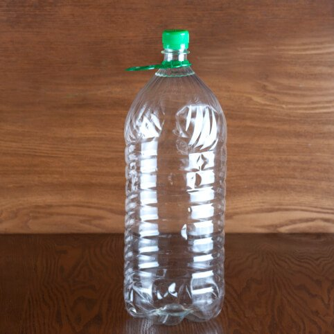 بطری 3 لیتری با درب