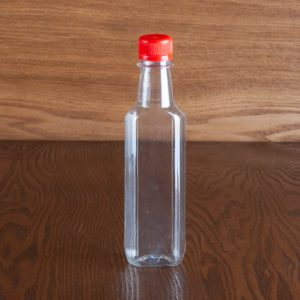 بطری پت 250 سی سی الماسی 6 ضلعی