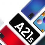 گوشی موبایل سامسونگ مدل Galaxy A21S SM-A217F/DS