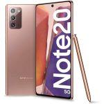گوشی موبایل سامسونگ مدل Galaxy Note20 5G SM-N981B/DS