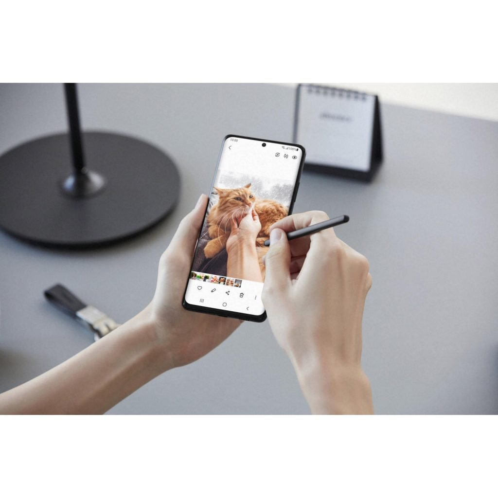 گوشی موبایل سامسونگ مدل Galaxy S21 Ultra 5G SM-G998B/DS دو سیم کارت ظرفیت 256 گیگابایت و رم 12